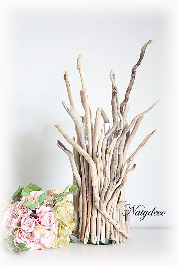 Decoration en bois flotte page 2 for Deco branche bois flotte